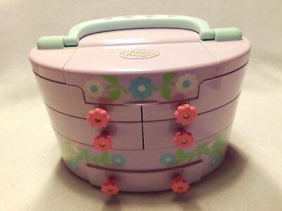 Polly Pocket Spielwelt - süßer Kosmetikkoffer mit 2 Püppchen