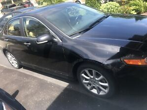 2008 Acura TSX As-Is