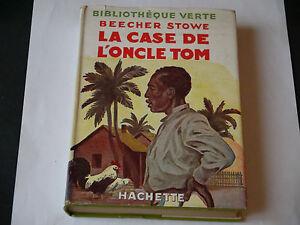 Bibliotheque verte avec jaquette beecher stowe la case de - Case de l oncle tom guirlande ...