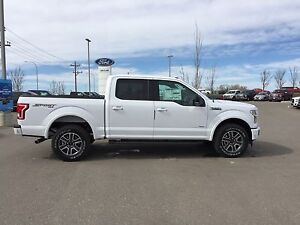 NEW 2017 Ford F-150 XLT SPORT SuperCrew EcoBoost 4WD 10 SPEED