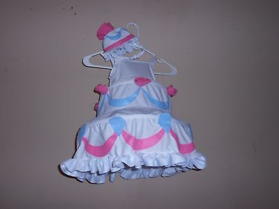 NWT/NEW POTTERY BARN KIDS KIDS CAKE COSTUME 4/5/6 & WHITE TREAT BAG](Cake Costume Kids)