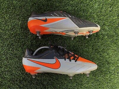 Nike T90 Total 90 Laser IV SG Football Boots. Size 9.5 UK
