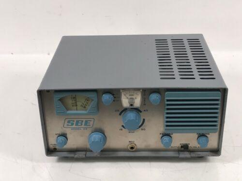 SBE Model 33 Ham Radio