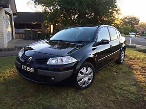 2008 Renault Megane Sedan Kings Langley Blacktown Area Preview