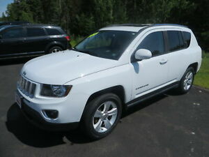 2015 Jeep Compass 2015 Jeep Compass - 4WD 4dr High Altitude