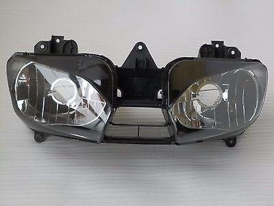 Headlight Head Light Headlamp Assembly New for 1999-2002 Yamaha YZF R6 YZFR6 R-6