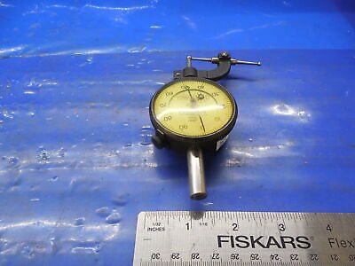 Federal C81s .001 Travel Dial Indicator W Attachment Southbend Bridgeport Mill
