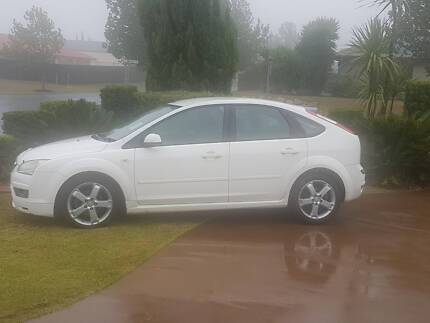 Ford Focus 2006 in mint condition and low kms