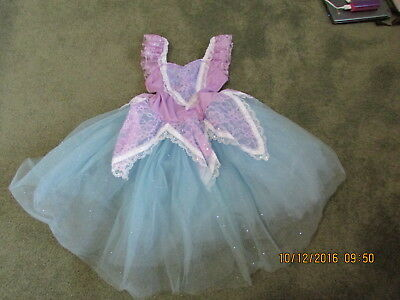 Sugar Plumb Fairy Costume- Girl/Child size - Sugar Girl Kostüm