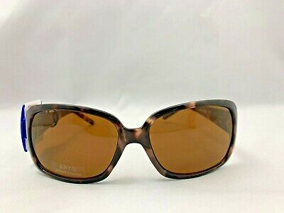 APT 9 $26 Brown Tortoise Shell Floral Accent Plastic Rectangle Womens (Apt 9 Sunglasses)