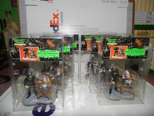Lemax Lot 06 Halloween Spooky Town Collection Boodini
