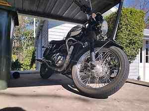 2007 Triumph Bonneville T100 Toowong Brisbane North West Preview