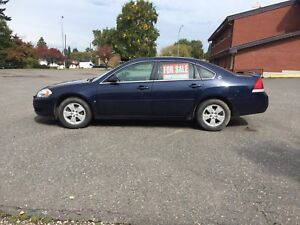 2007 chevy impala great shape with safety 4900.00
