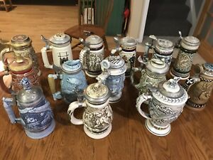 Beer Steins Collection