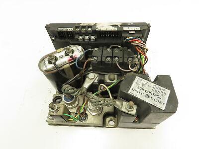 General Electric Ev-100 Scr Control Off Of A Clark 0p15 24 Volt Order Picker