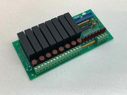 New Brunswick M1218-7008 Relay Board BioFlo 4500 Fermentor/Bioreactor