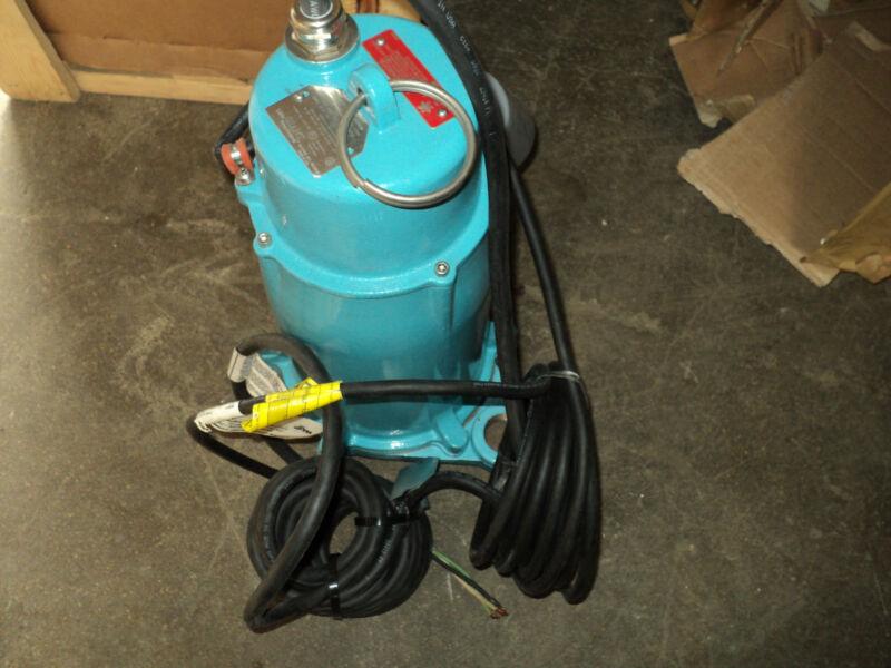 LITTLE GIANT GP-A201-20-H130 Grinder Pump, 2 HP, Voltage 208, Amps 13.9, 1 PHASE