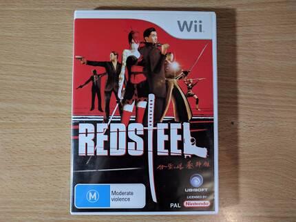 Redsteel (Wii)