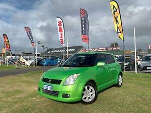 2010 SUZUKI SWIFT RE4 EZ AUTOMATIC LOW KMS 36 MONTHS FREE WARRANTY Kenwick Gosnells Area Preview
