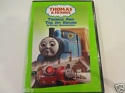 Thomas & Friends - Thomas and the Jet Engine DVD & Other Adventures! Peep!