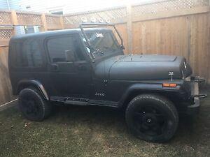 1994 jeep yj inline 4