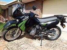2010 Kawasaki KLR650 LAMS with center stand & RWC Murrumba Downs Pine Rivers Area Preview