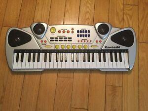 Clavier synthétiseur piano Kawasaki