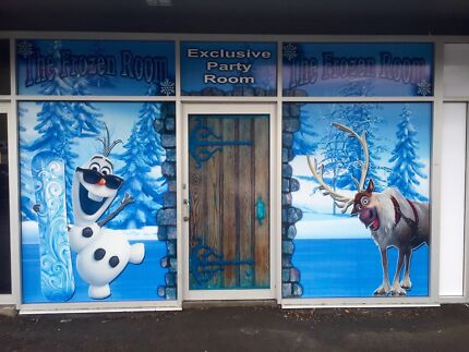 Frozen Party Venue Hire North Wollongong Wollongong Area Preview