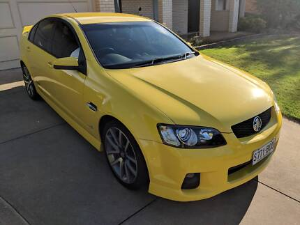 2010 Holden Commodore SS V VE Series II Manual Seacliff Park Marion Area Preview