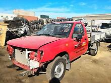 Wrecking 97 Nissan Navara D21 Upd S/C Tray MT RWD, Parts from $10 Port Adelaide Port Adelaide Area Preview
