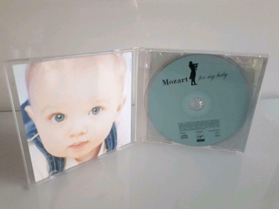 Mozart for my baby Entspannungs CD für Mutter und Kind ☆TOP ZUSTA in Sulzbach