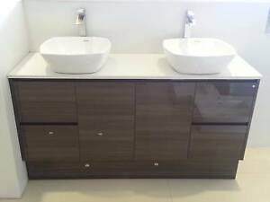 30% OFF -- 1500mm Bathroom Vanity With Stone Top/Basin ONLY $1099 Bentley Canning Area Preview