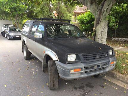 1999 Mitsubishi triton Inala Brisbane South West Preview