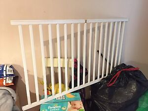 """Wanted; Looking for a crib side / 51"""" long >, 28"""" 3/4 tall ^"""
