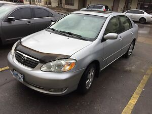 One owner 2005 Toyota Corolla LE