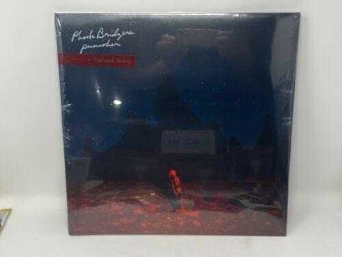 PHOEBE BRIDGERS - PUNISHER LP VINYL SEALED - RED AND SWIRLY
