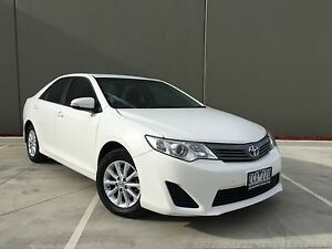 2012 Toyota Camry AVV50R Altise White 6 Speed Automatic Campbellfield Hume Area Preview