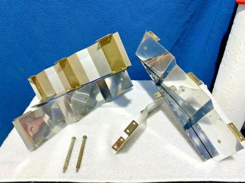 Federal TwinSonic Lightbar - Model 12X - X Mirror(s) Assembly & Hardware