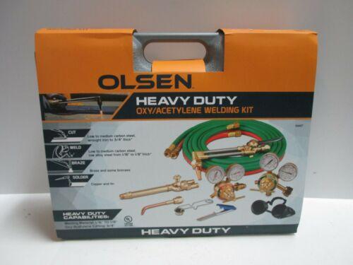 Olsen 64407 Heavy Duty Oxy/Acetylene Welding Kit
