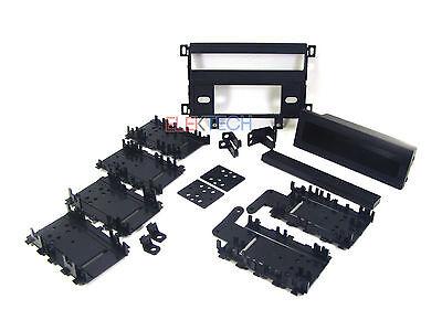 Single DIN/Pocket Radio Dash Mount Kit for Dodge Jeep Mazda Mitsubishi Plymouth Din Pocket Kit