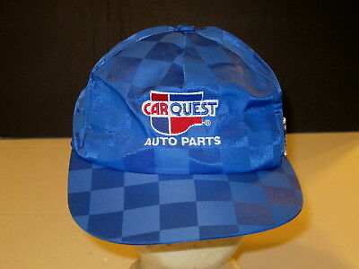 Carquest Auto Parts Spokane Wash   Nacat 1995 Embroidered Blue Snapback Hat New