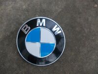 BMW Pin Badge Connected Drive