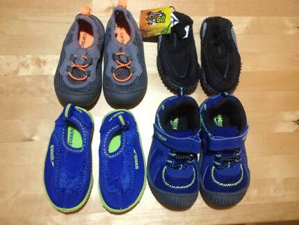 Toddler / Baby Boy Shoes (New!) - Sizes 5 / 6 / 7 OshKosh Carters