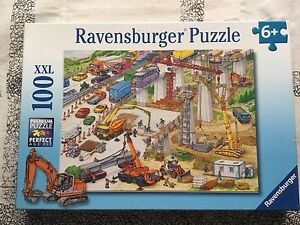Ravensburger construction site jigsaw puzzle Crawley Nedlands Area Preview