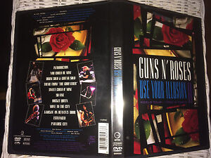Guns n' roses - dvd - use your illusion 2