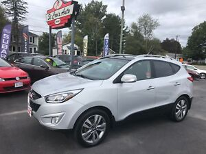 2014 Hyundai Tucson Limited AWD NAVAGATION