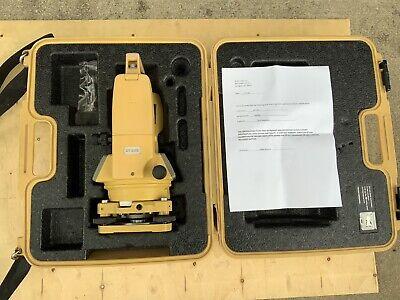 Topcon Dt-200 Series Dt 205 Advanced Digital Theodolite