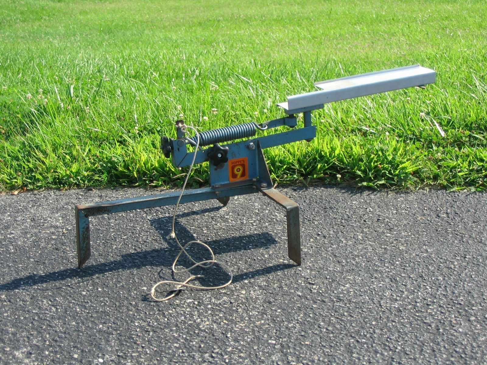 Clay Pigeon Thrower Plans