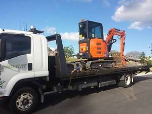 Machinery and Container Transport Coomera Gold Coast North Preview