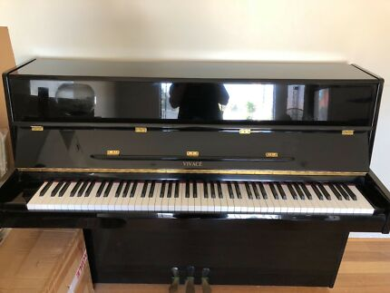 Upright Piano and Stool Canning Vale Canning Area Preview